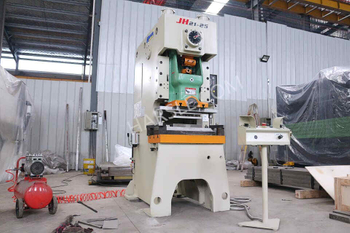 የፕላስቲክ እቃዎች የፕላስቲክ መያዣዎች (Jumbo Punching Machine) ለጎማ የፕላስቲክ ሽቦዎች